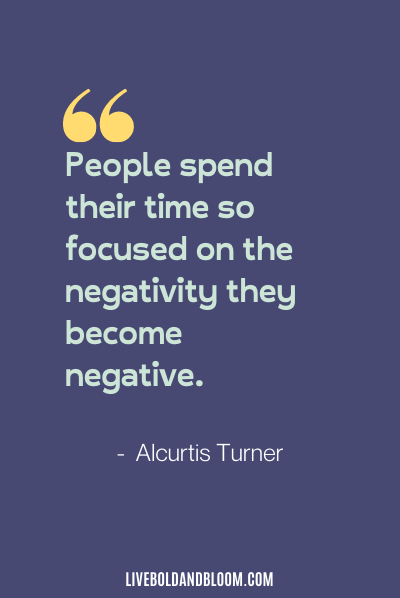 negative attitude quotes by alcurtis turner