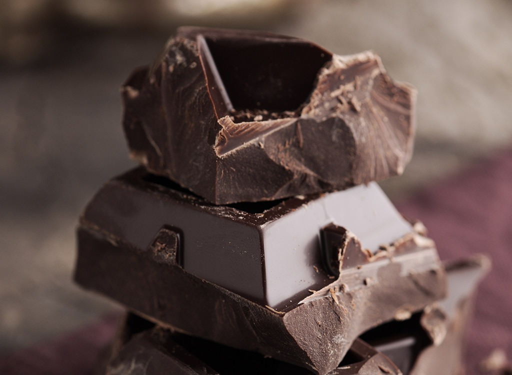 Chocolate chunks - best ways to speed up your metabolism