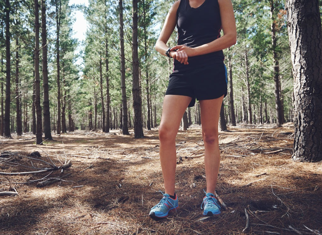 burn calories without a gym - hiking